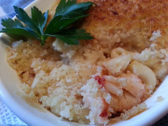 Pemaquid Lobster & Seafood Lobster Mac 'n Cheese